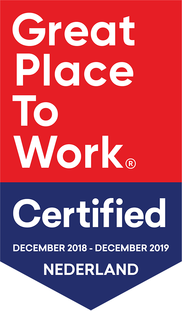 Image for Spril is Great Place to Work Certified!